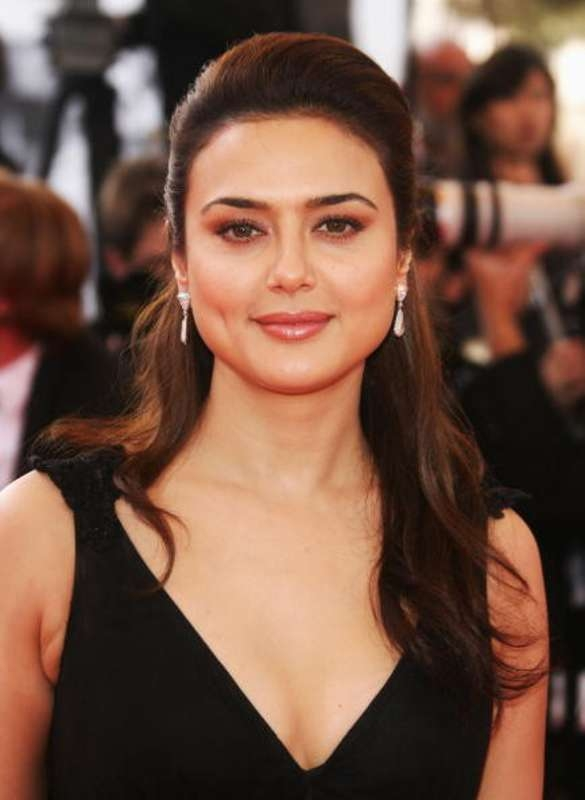 Preity Zinta Biography Upcoming Movie Wallpapers
