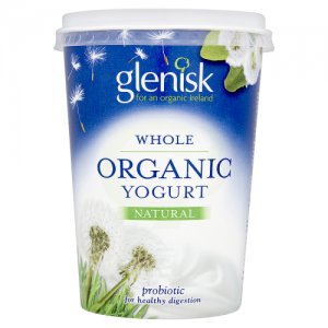 Whole milk yogurt