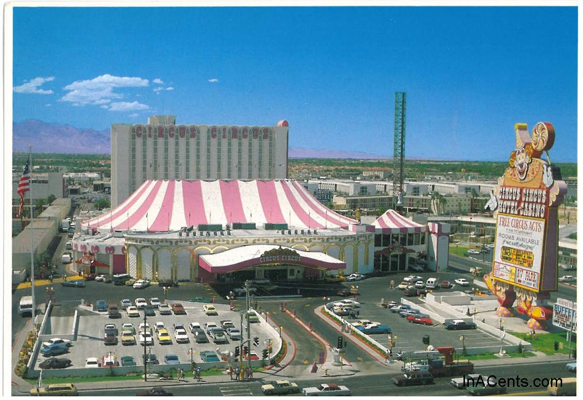 Circus Circus Las Vegas Review Tickets Prices