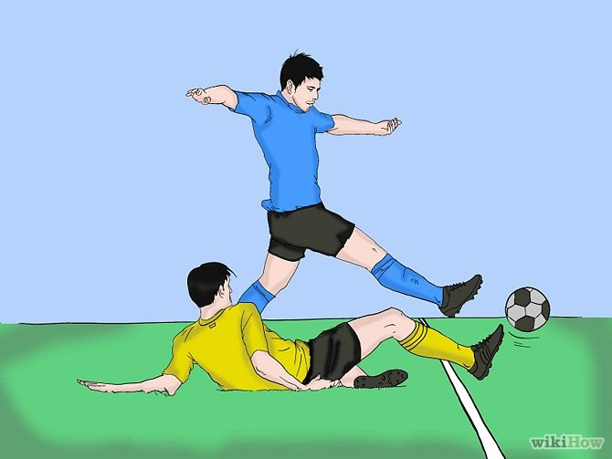 How To Understand Offside In Soccer