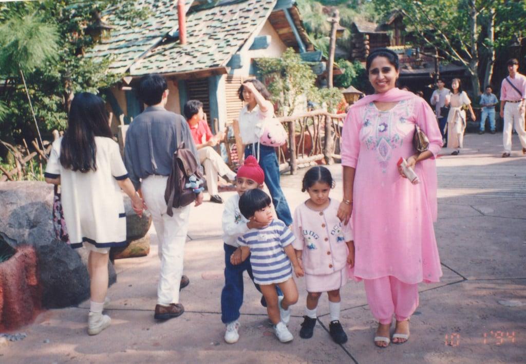 Disneyland japan