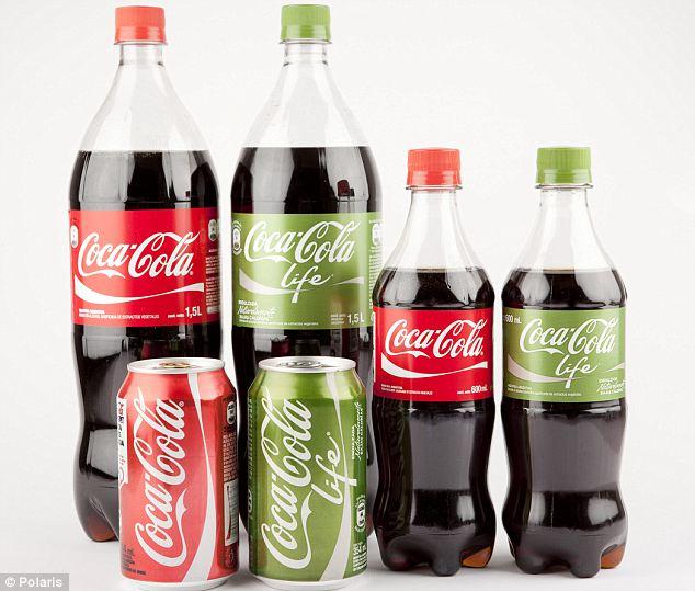 coca cola new flavor
