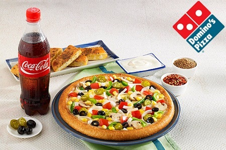 How To Make Dominos Farmhouse Pizza At Home All In All News