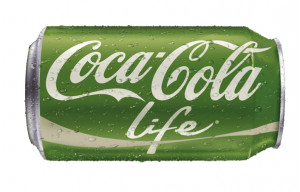 Green Coca Cola Can