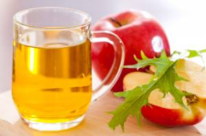 apple juice and allergy