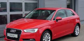 Audi a3 specifications 2014