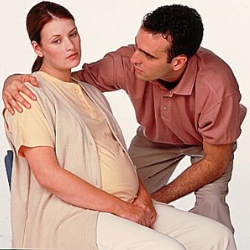 How to deal with a pregnant mother