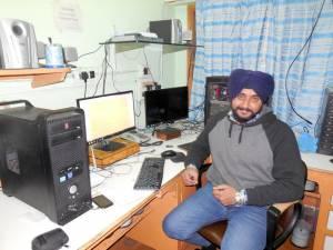 Parminder Singh Blogger