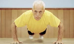 Exercise for people over 60 years old