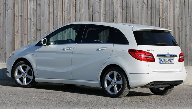 Mercedes benz b class price review specifications for Mercedes benz b class specifications