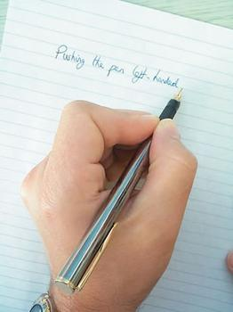 How to Write With Your Left Hand