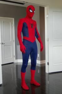 Spider Man Costum