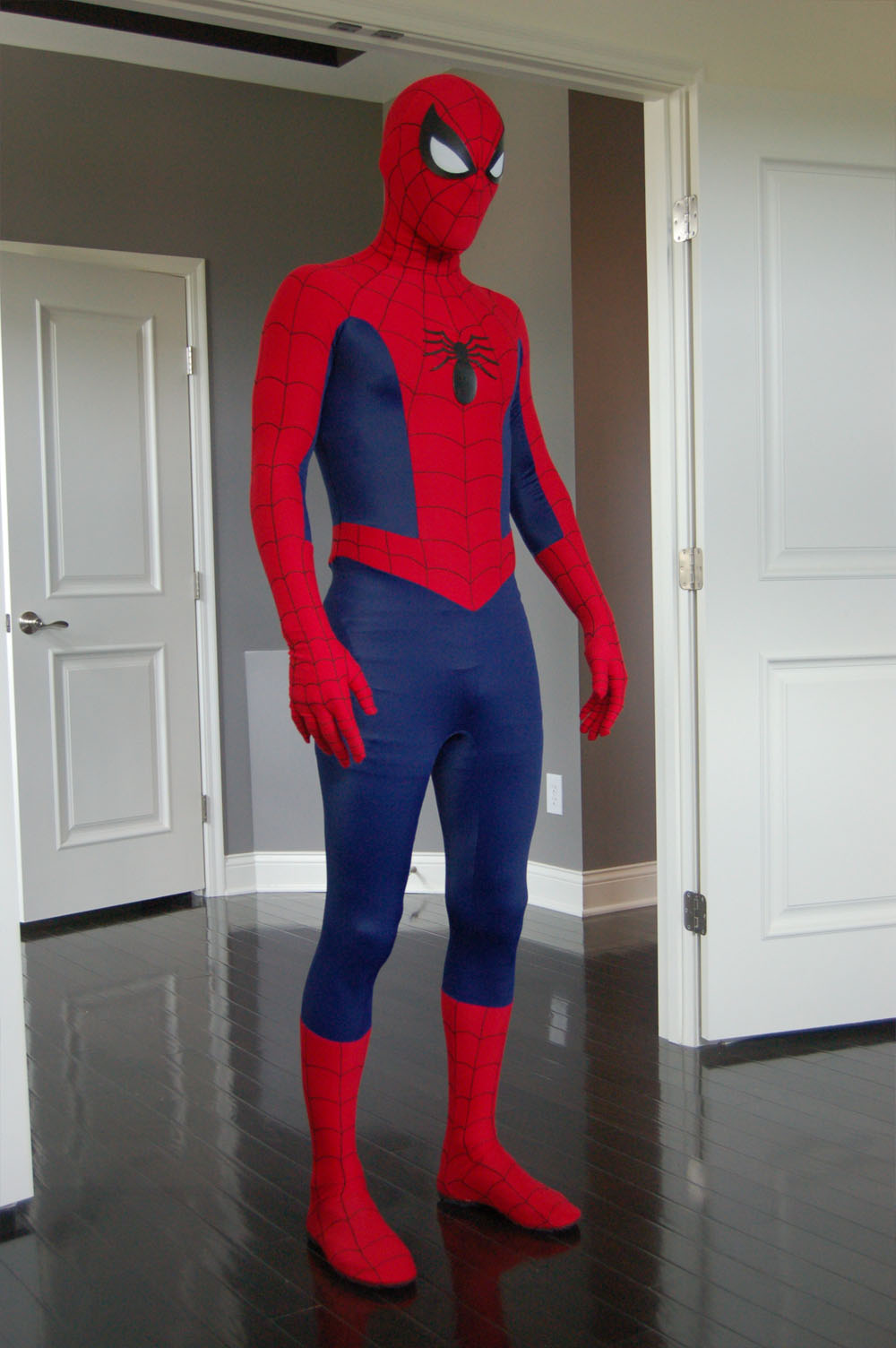 Costume Marvel Spiderman Marvel's Spider-man Costume