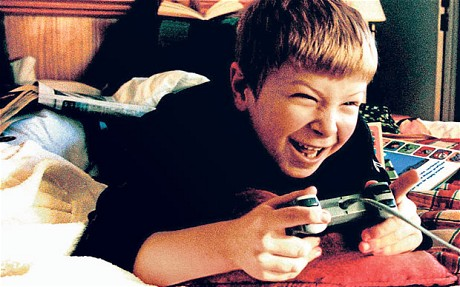 How video Games Affect the Brain in Children