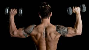 How to Get Wider Shoulders