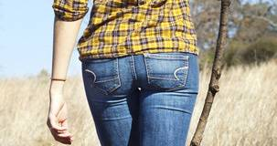 Best Jeans Basing from Your Butt Shape