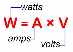 How to Calculate Wattage