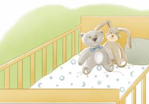 How to Get a Baby to Sleep in a Crib