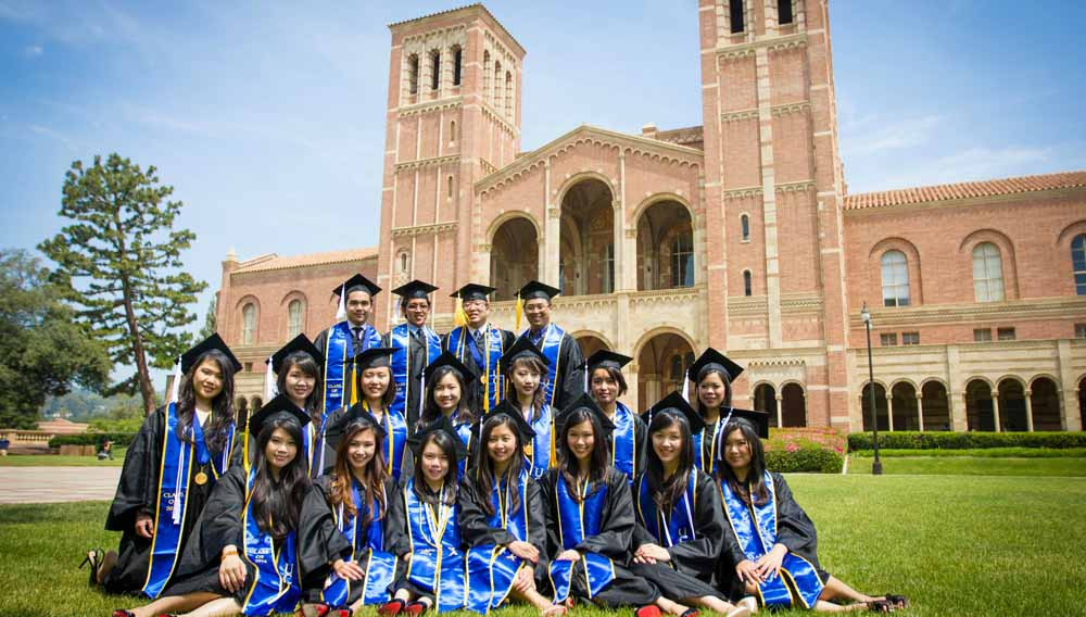 Los Angeles University >> Top 5 Universities And Colleges In California