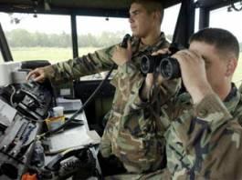 Army Air Traffic Controller