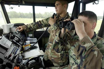 Army Air Traffic Controller