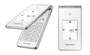 samsung Android Flip Phone