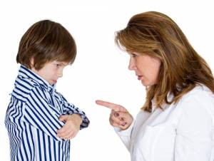 How to Teach Your Child Take Responsibility for His Misbehavior