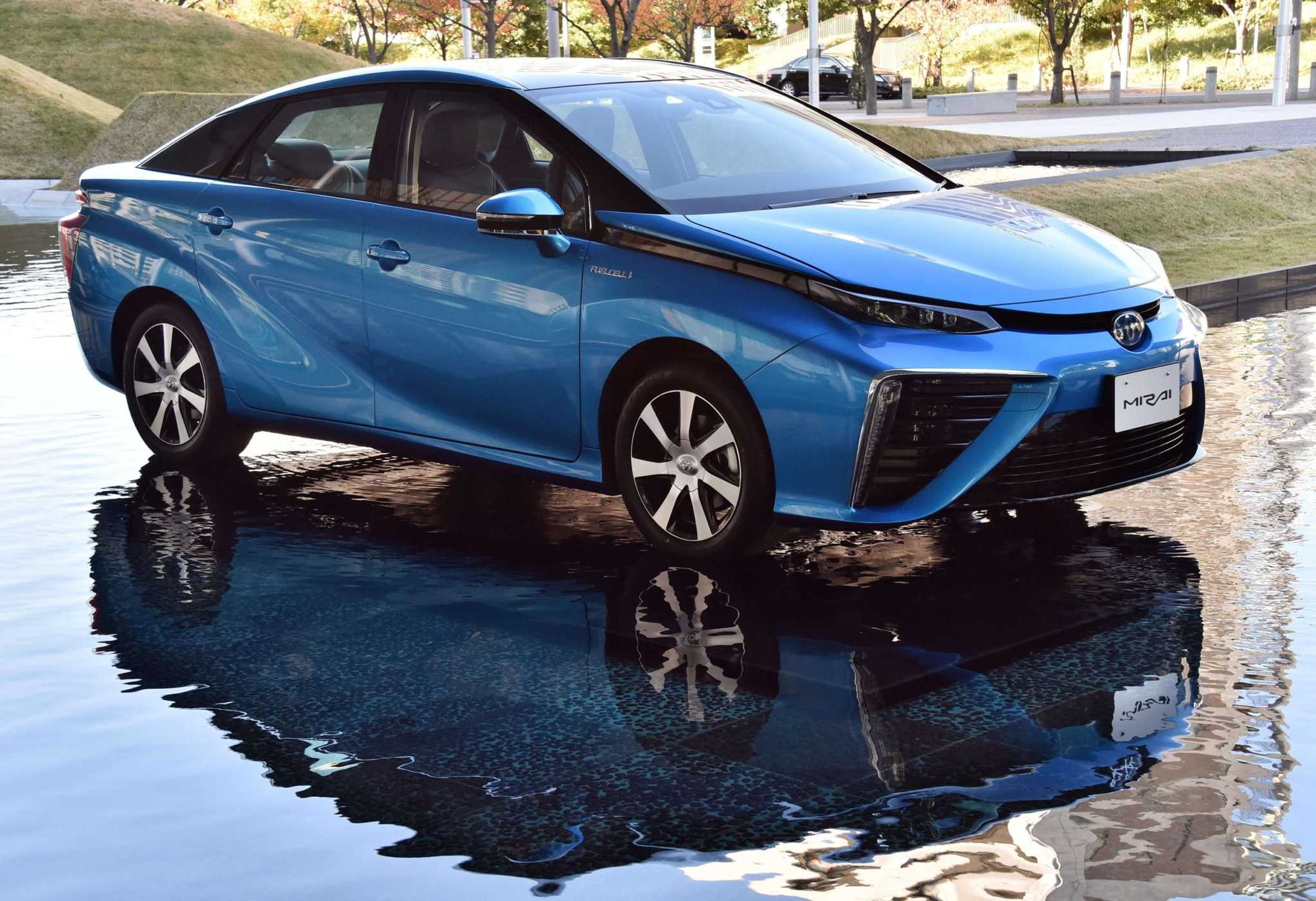 Toyota Mirai Specification Price Release Date Review