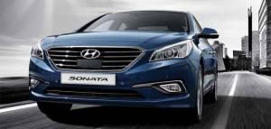 Revamped Hyundai Sonata