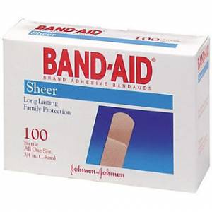 Bind it up using a sanitized gauze or band aid