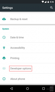 How to Change Color Scheme in Your Google Lollipop (Android 5.0) Phone