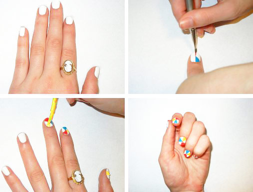 Steps How To Get That Much Coveted Nail Art Designa Do It