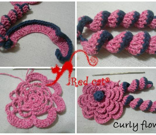 How to knit a Crochet