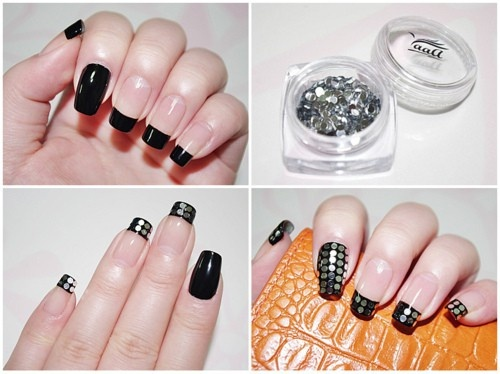 Steps How to Get that Much- Coveted Nail Art Design—A Do-It ...