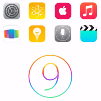 Apple IOS 9 Concept