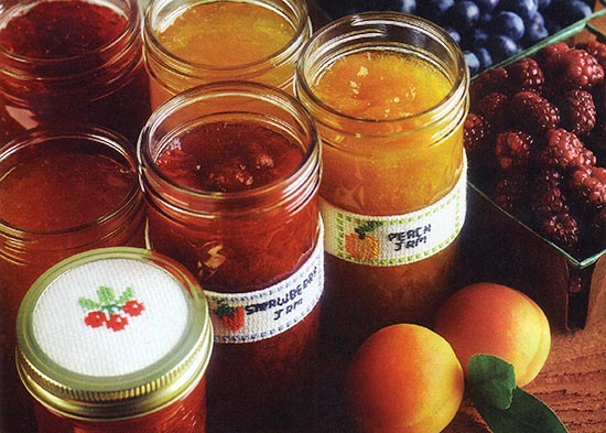 How to make jams and jellies without sugar 6 steps - Jam without boiling easy made flavorful ...