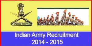 Indian Army Recruitment of Havildar Education