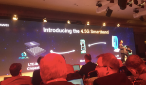 Huawei 4.5G Smartphone