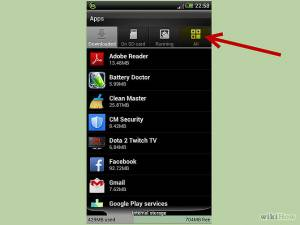 How to Disable an Application in Your Android Device