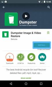 How to get a Recycle Bin on your Android smartphone