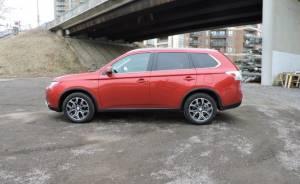 Mitsubishi Outlander Consumer 2015