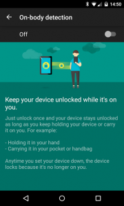 Google new Android feature that locks your device