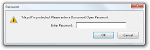 How to Remove Passwords from Protected PDF Files