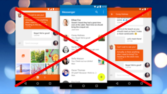How to Block AnnoyingSMS Messages on Google Messenger
