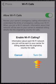 How to Enable Calls through Wi-Fi on Your iPhone