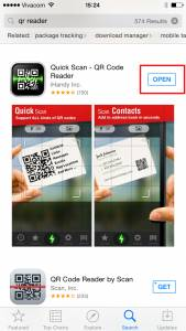How to Have QR Code Scanner in Your iPhone Device