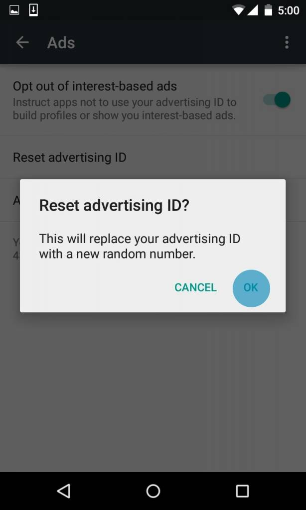 How to Set Up Android Advertising ID