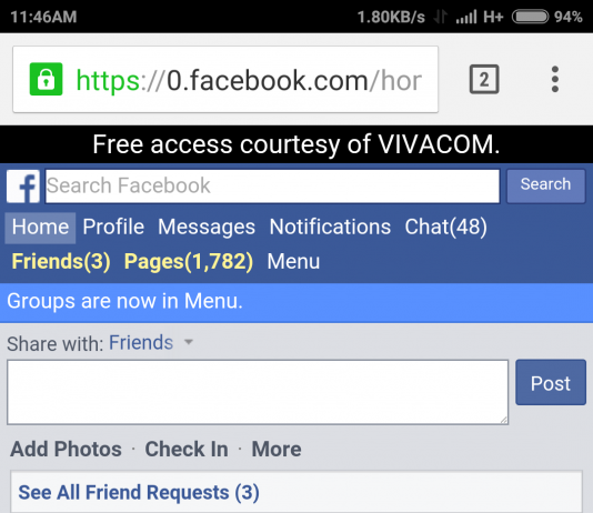 How to Use Wikipedia and Facebook for free, without wasting any data