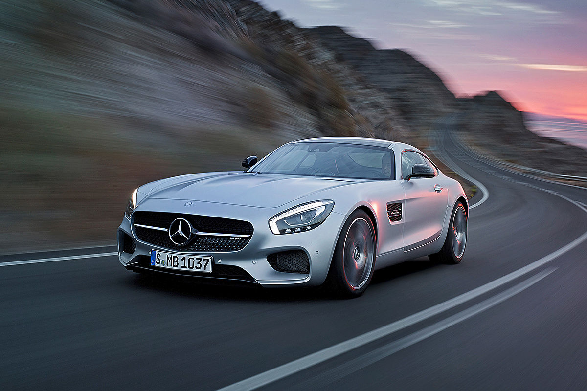 Mercedes AMG GT S 2016 - Specifications, Price and Release
