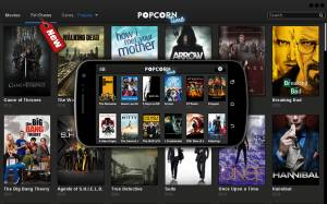 Popcorn Time Application on Your iOS Device